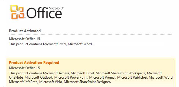 Microsoft Office 15 el próximo año