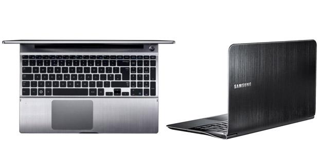 Samsung Notebooks Serie 7 y Serie 9
