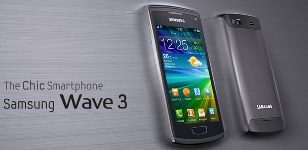 Demo Samsung Wave 3