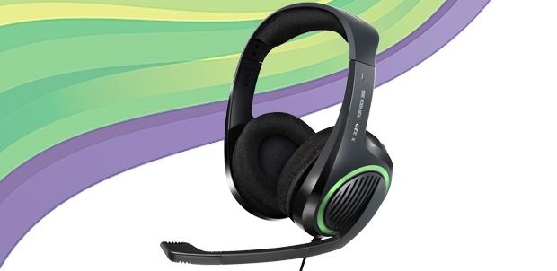 Sennheiser X320 para Xbox 360
