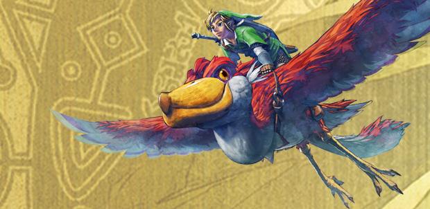 Zelda: Skyward Sword el juego más épico