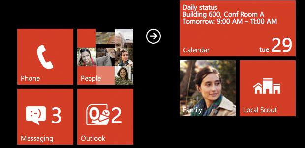 Windows Phone Demo para iOS y Android
