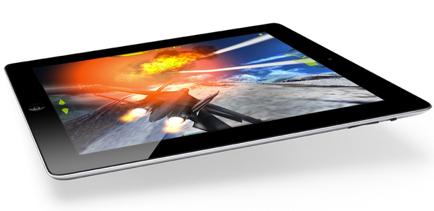 Sharp-iPad