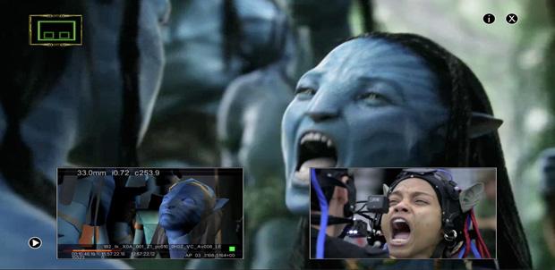 Avatar al desnudo en iTunes