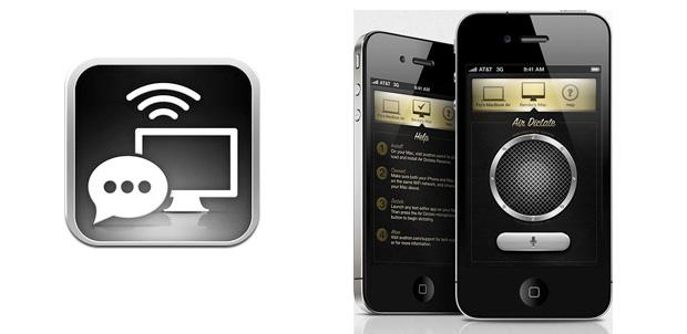 Air Dictate dictado de Siri para Mac