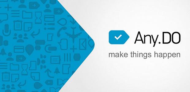 Any.Do entre lo mejor de Android Market