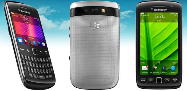 Nuevos BlackBerry 7 en Movistar