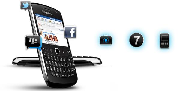 BlackBerry Curve 9360 ya en México