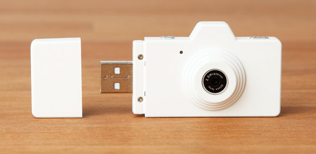Clap Camera toma fotos de 2 Mpixeles
