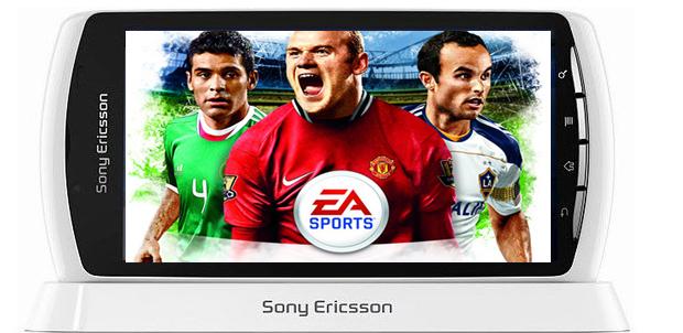FIFA 12 para Android sólo en Xperia Play
