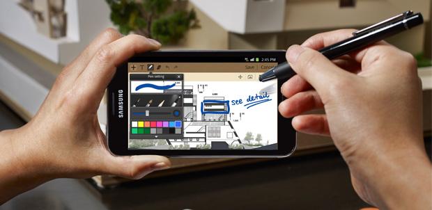 Samsung Galaxy Note en Telcel