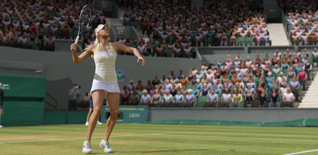 [Demo] Grand Slam Tennis 2