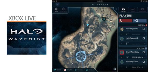 Halo Waypoint: ATLAS