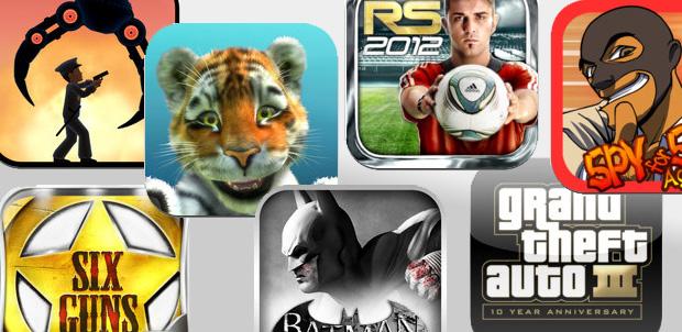 24 nuevos juegos para iOS