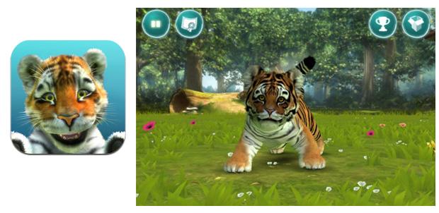 Kinectimals llega a iPad