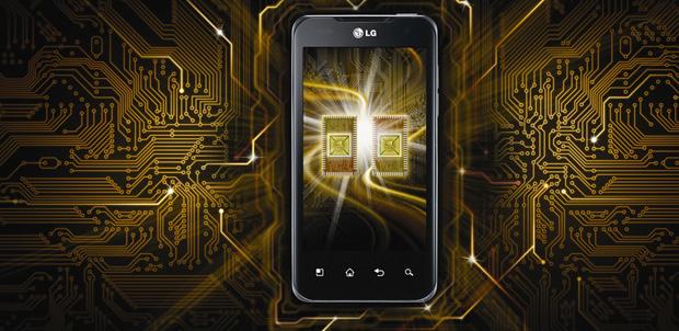 LG Optimus tendrá Android 4.0