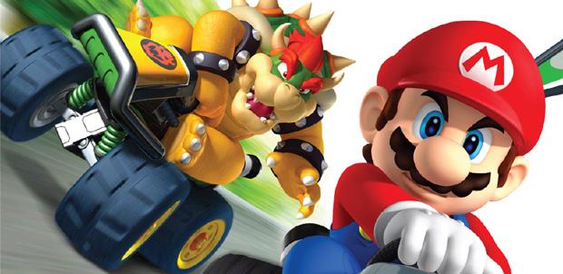 Mario Kart 7 ya corre en México