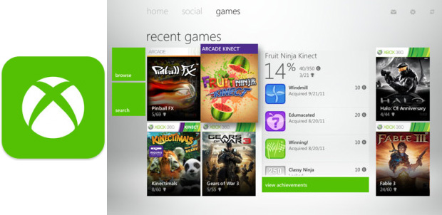 My Xbox Live para iOS