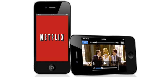 Netflix disponible en iPhone, iPad y en iPod touch