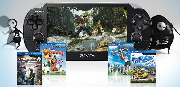 Juegos para PS Vita en su lanzamiento