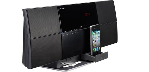Pioneer X-SMC1 para iPhone 4S