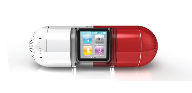La píldora para iPod nano