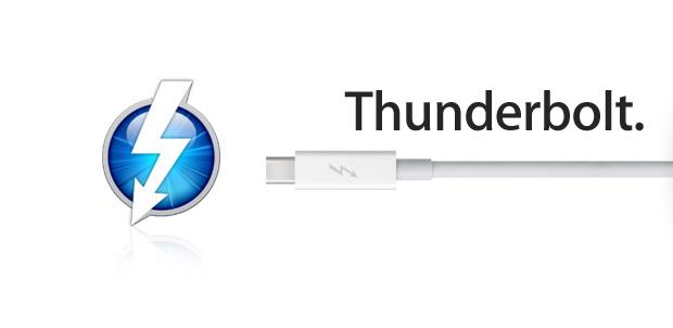 Thunderbolt llegará a las PC