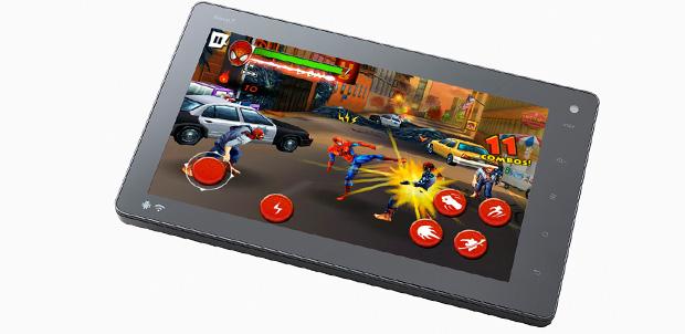 Juegos de Gameloft en más tabletas