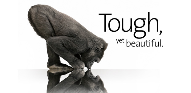 [CES 2012] Corning Gorilla Glass 2