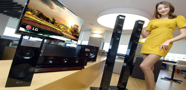 [CES 2012] LG BH9420PW 3D Home Theater
