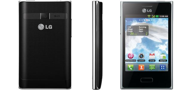 LG prepara el nuevo Optimus L3