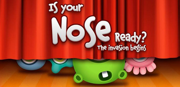 Nose-Invaders