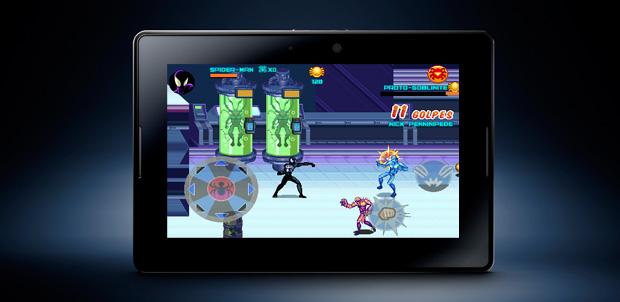 Spider-Man para BlackBerry PlayBook