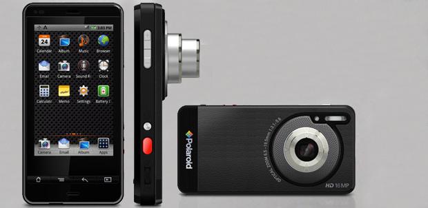 [CES 2012] Polaroid SC1630 con Android