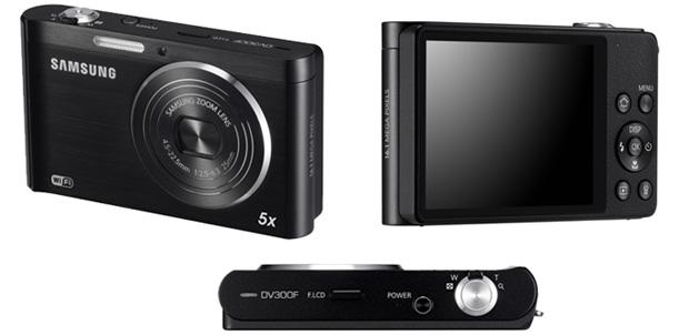 [CES 2012] Samsung DV300F con Wi-Fi