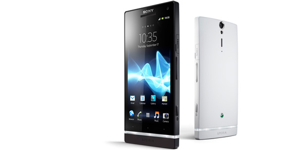 [CES 2012] Sony muestra Xperia S 'Nozomi'