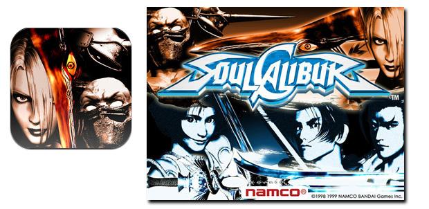 SoulCalibur-ios