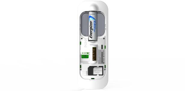 [CES 2012] SpareOne teléfono de pilas AA