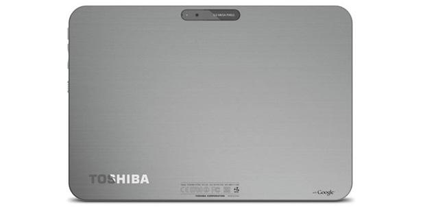 [CES 2012] Nueva tableta Toshiba Excite X10