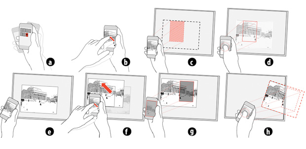Virtual-Projection