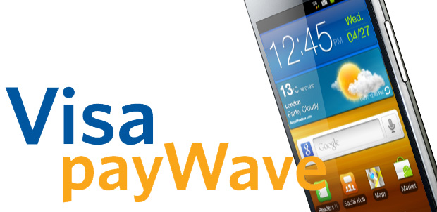 Visa certifica smartphones para payWave