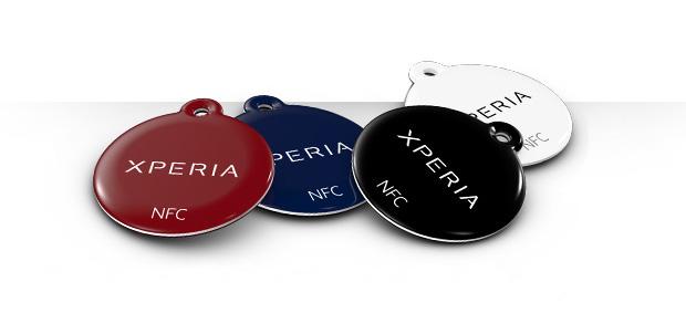 [CES 2012] Xperia SmartTags con tecnología NFC