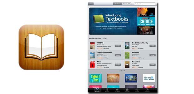 Apple presenta iBooks 2 para iPad
