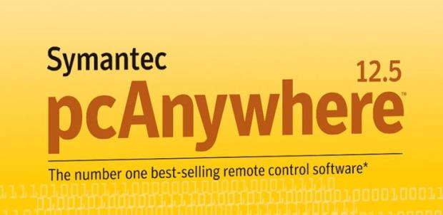 No utilices pcAnywhere de Symantec
