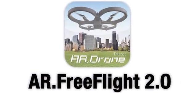 AR.FreeFlight 2.0 para AR. Drone 2.0