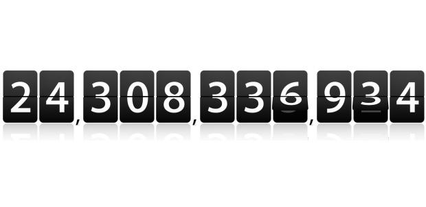 25 mil millones de descargas en App Store