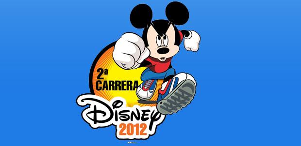 Corre en la segunda carrera Disney
