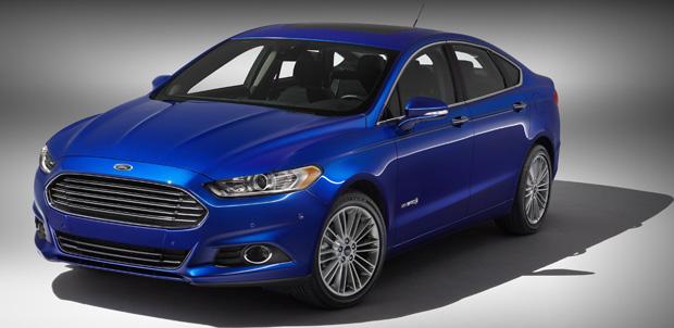 Ford usará baterías de Panasonic