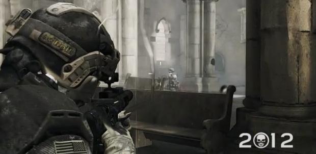 Ghost Recon: Future Soldier en video