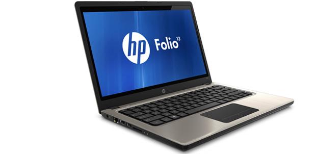 HP Ultrabook Folio 13 en México